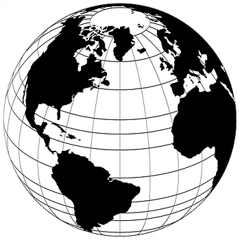 Worldglobe guides Spanish and German speaking visitors to contact in their language as well